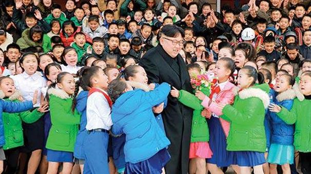 Kuzey Kore'de çocukların yüzde  20'sinde büyüme geriliği görülüyor