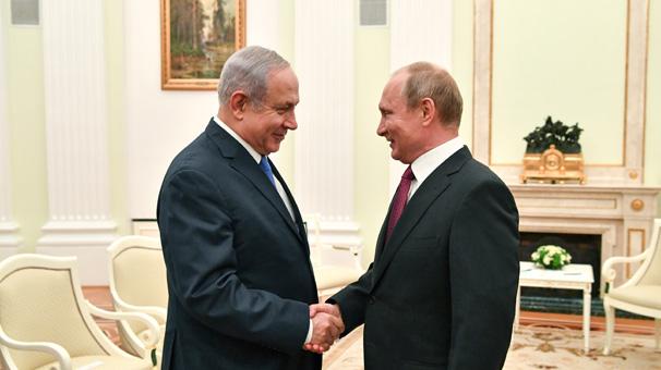 Son dakika... Netanyahu ağzındaki baklayı Rusya'da çıkardı: Esad ile sorunumuz yok