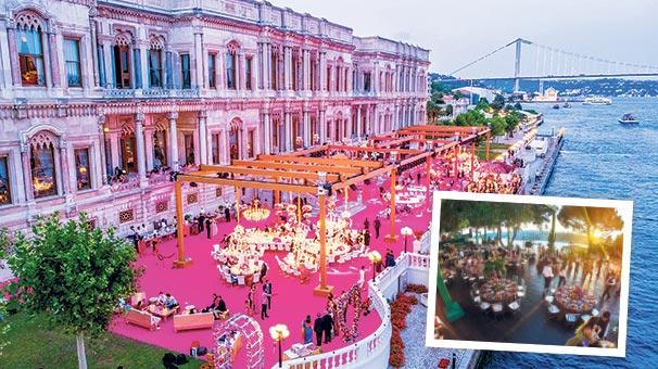 'Hint düğününde' Türkiye yok sattı