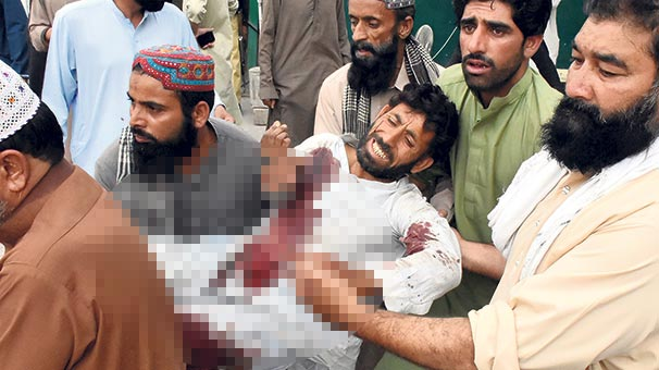 İntihar saldırısı: 74 ölü