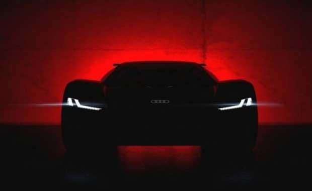 Audi PB 18 e-tron 23 Ağustos'ta tanıtılacak