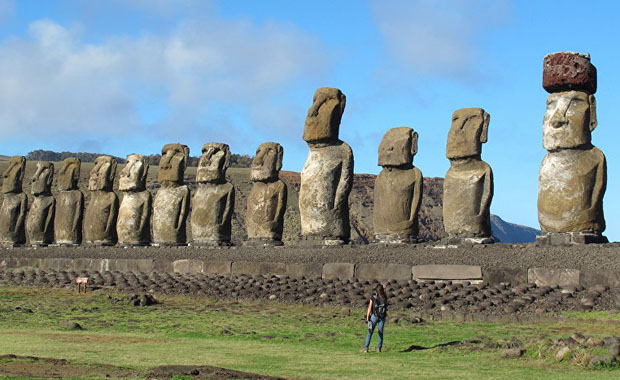 Şili'den Paskalya adası için kısıtlama
