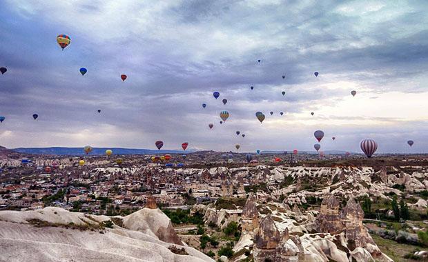 Türkiye'nin ilk 6 ayda turizm geliri 11.5 dolar