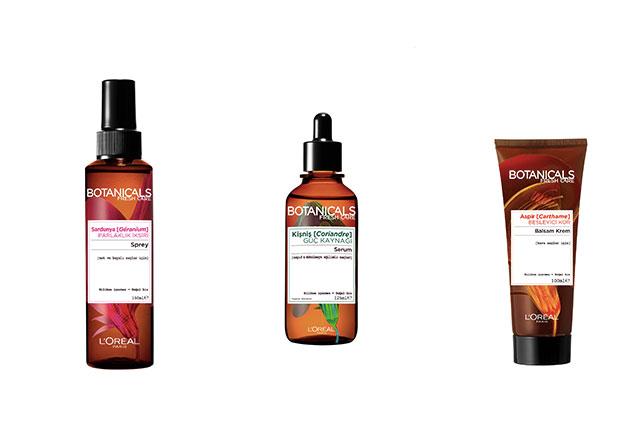 Botanicals Fresh Care ile saçlara doğal bakım