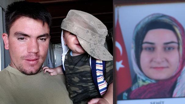 Bedirhan Mustafa'nın babası Astsubay Serkan Karakaya ile ilgili görsel sonucu
