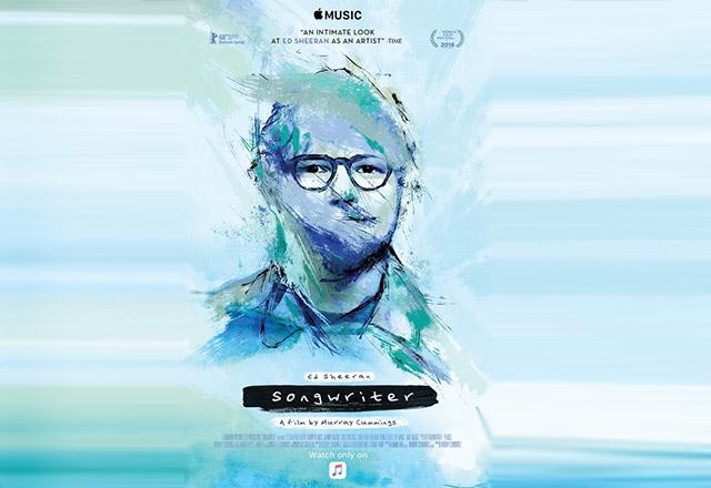 Ed Sheeran Songwriter belgeseli 28 Ağustos'ta Apple Music'te