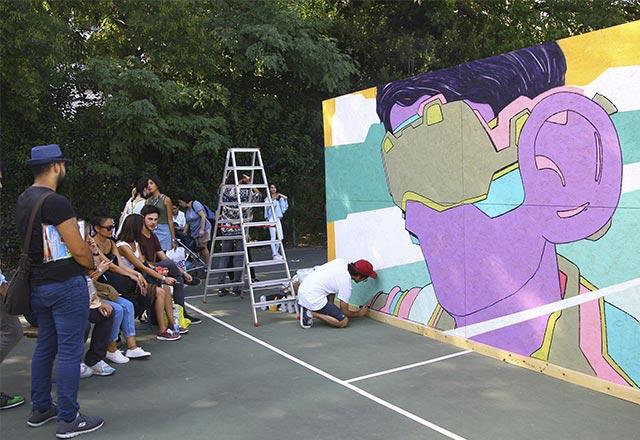 İstanbul Comics and Art Festival Kadıköy sokaklarına taşıyor