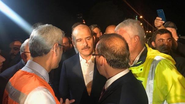 Son dakika... Bakan Soylu açıkladı: Tüm maddi kayıpları devletimiz karşılayacak