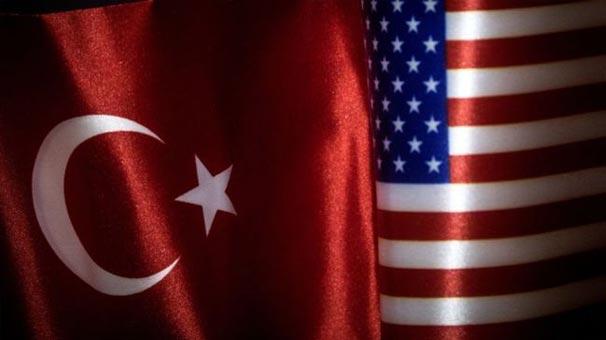 ABD'de görüşmelerde bulunan Türk heyeti Ankara'ya geldi