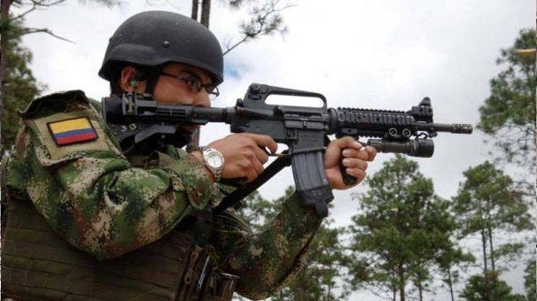 Kolombiya'da 3 asker kaçırıldı