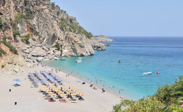 Türkiye'ye en çok Rus turistler geldi