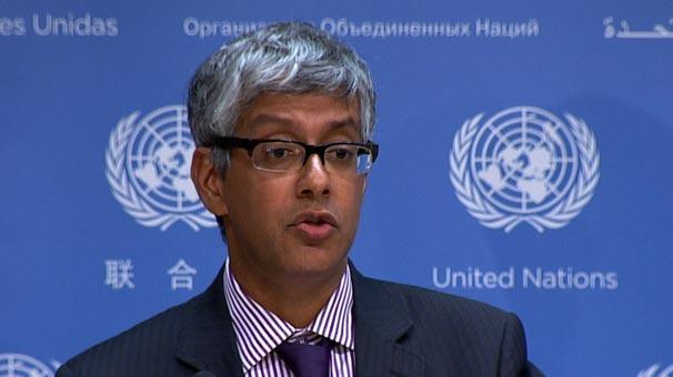 Son dakika: Birleşmiş Milletler'den Türkiye ve ABD açıklaması