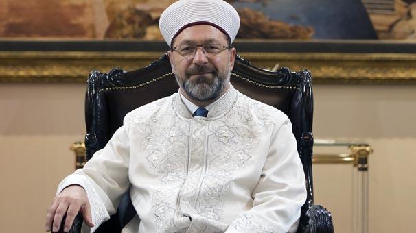 Diyanet'ten FETÖ ve Adnan Oktar açıklaması