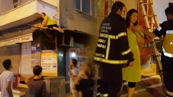 Düzce'de akıllara zarar olay! Yabancı uyruklu kadını gören inanamadı