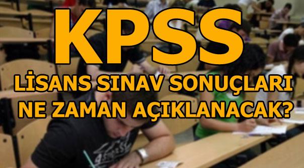 KPSS sonuçları o tarihte açıklanacak! ÖSYM'den son açıklama...