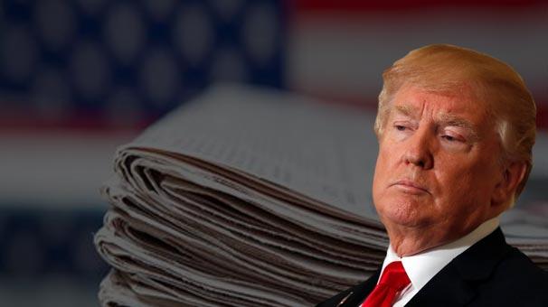 Son dakika: Trump'ın 'ek vergi' kararına bir tepki de ABD medyasından