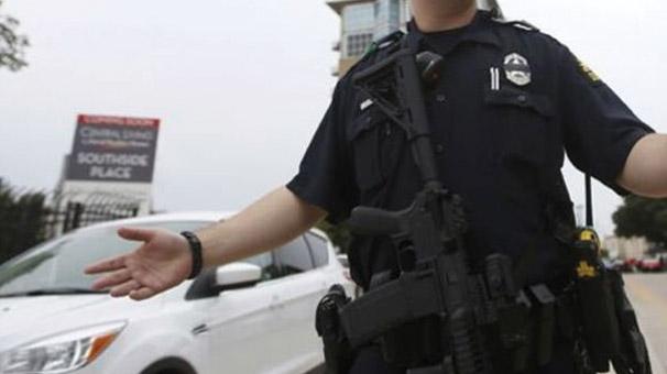 "ABD'de polise ""tuzak"" tepkisi"