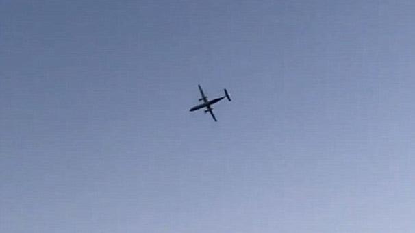 Son dakika... ABD şokta: Çaldığı uçağı düşürdü!
