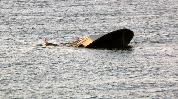 Son dakika: İstanbul'da tekne battı! Ekipler sevk edildi