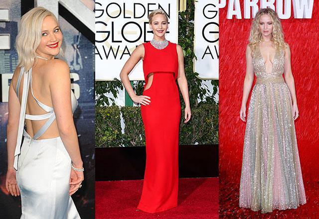 Ünlü stili: Jennifer Lawrence