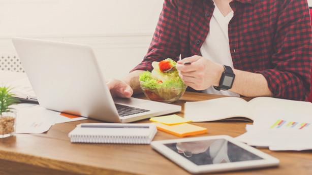 İş yerinde yenilebilecek az kalorili atıştırmalıklar