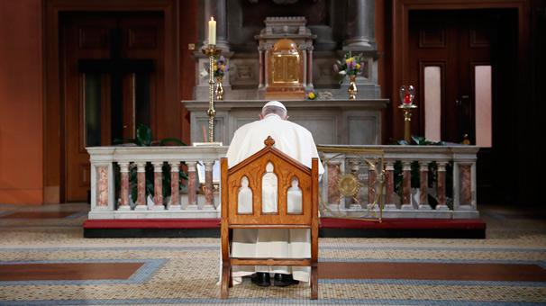Son dakika... Papa'ya istifa çağrısı! 'Çocuk tacizi olayını biliyordu'