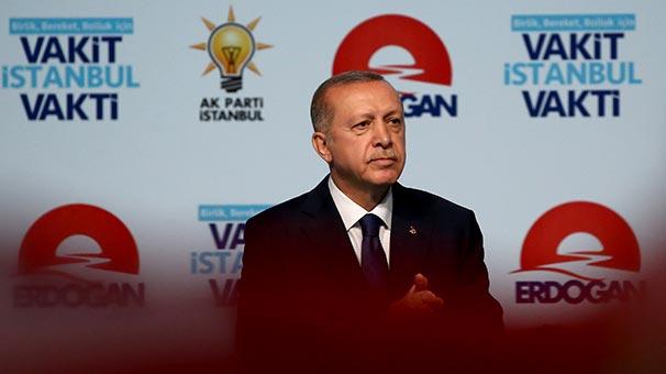 AK Parti MYK, Erdoğan başkanlığında toplanacak