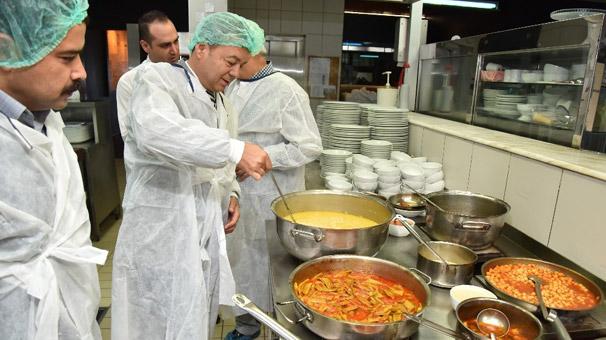 Başkentte gıda denetimleri hız kesmedi
