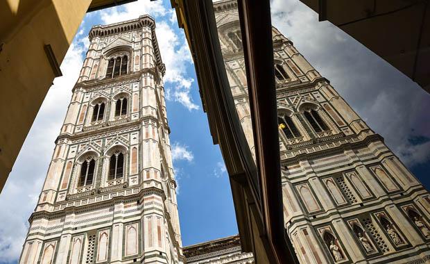 Floransa'da sokakta yemek yasaklandı