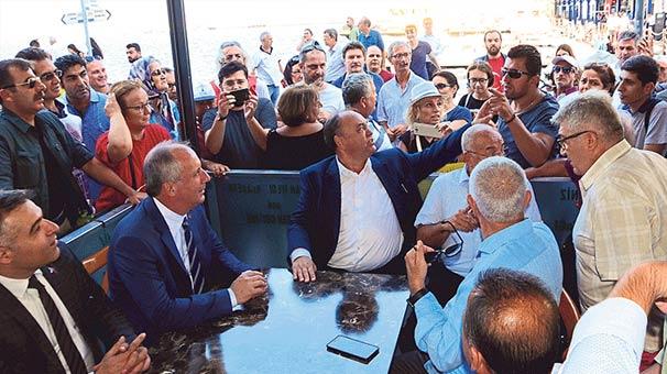 Son dakika: Muharrem İnce'ye İzmir'de şok tepki!
