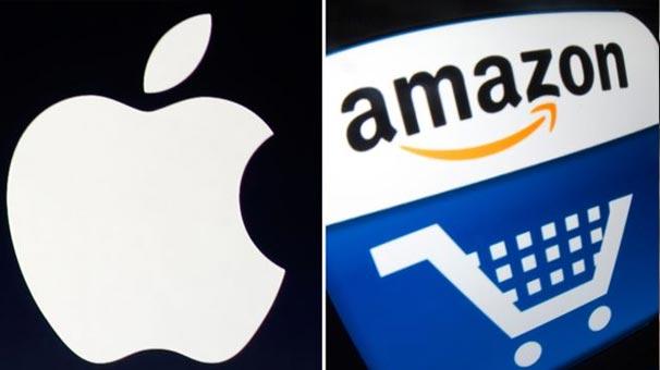 Son dakika: Apple ve Amazon'a büyük şok! Tam 100 milyar dolar...