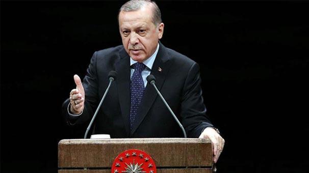 Son Dakika: Cumhurbaşkanı Erdoğan uyardı! 'Köprüden önceki son çıkış...'