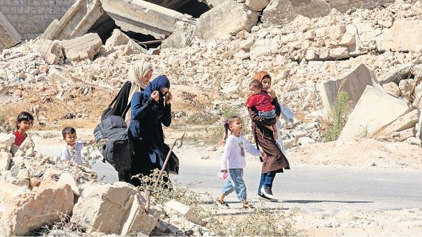 'İdlib bizim son evimiz'