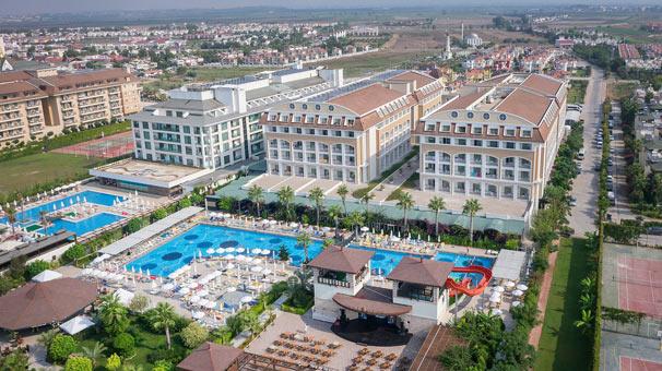 Antalya'da beş yıldızlı otel icradan satıldı
