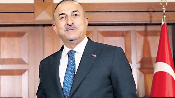 Bakan Çavuşoğlu'ndan önemli iki görüşme