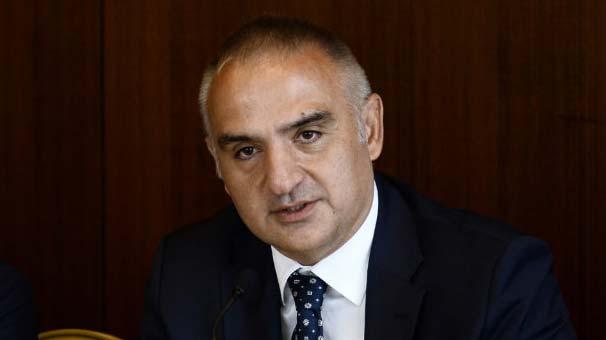 Bakan Ersoy: 'Ses getirecek tanıtım kampanyaları yapacağız'