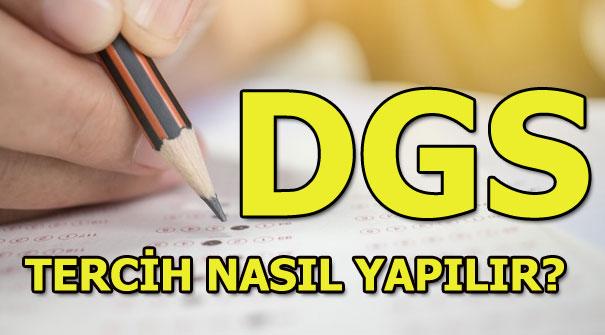 2018 DGS tercih başvurusu nasıl yapılır? DGS başvuru işlemleri