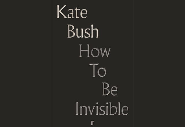 Kate Bush'tan kitap