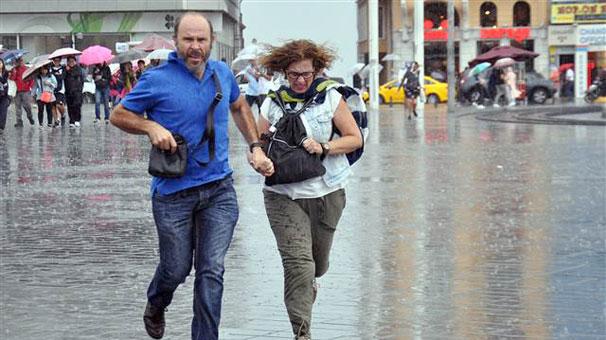 Meteoroloji'den İstanbul için son dakika uyarısı! Yaklaşıyor...