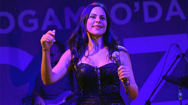 Mogambo'da Şenay Lambaoğlu konseri