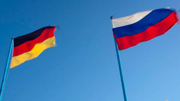Rusya ve Almanya'dan Suriye açıklaması