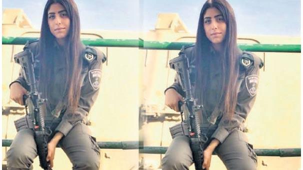 Urfalı Sabiha İrem İsrail ordusunda!