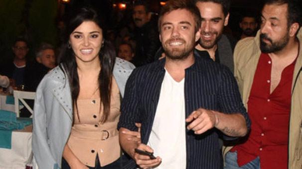 'Hande Erçel, Murat Dalkılıç'ın evlilik teklifini kabul etmedi' iddiası!