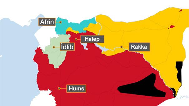 Almanya: Suriye'de sorumluluk almaya hazırız