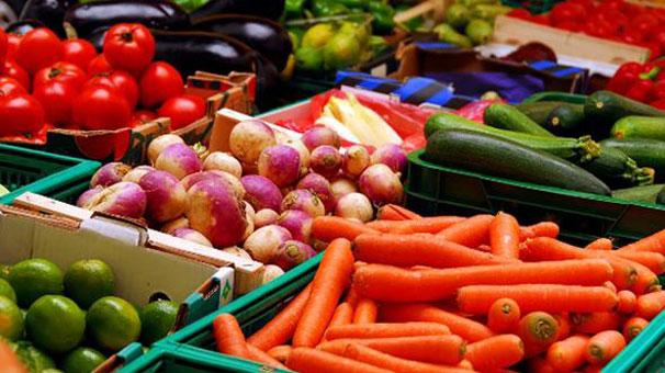 Ege'nin yaş meyve sebze ihracatı yüzde 35 arttı