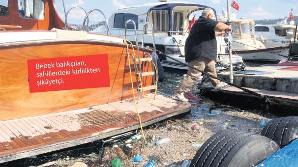 Denizler plastik atıkların pençesinde