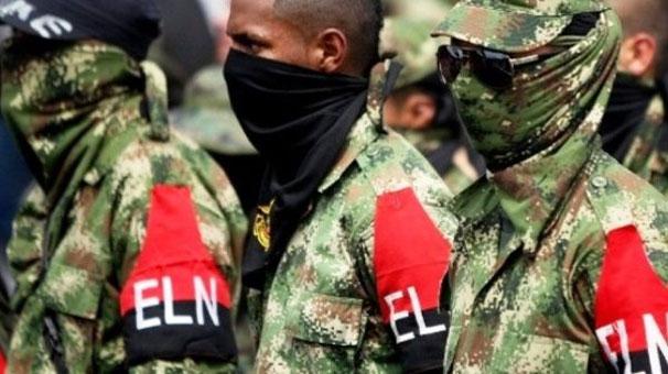 Kolombiya'da 15 yaşındaki kızı kaçıran ELN'ye Başkan Duque'den tepki