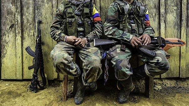 Kolombiya ordusundan operasyon: FARC muhaliflerinin lideri ağır yaralı
