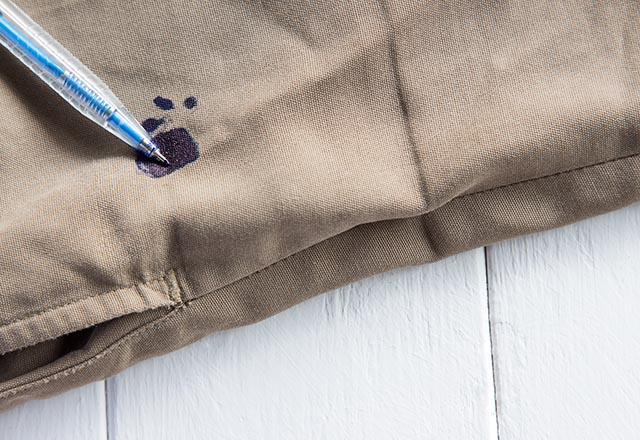 Tükenmez kalem lekesi nasıl çıkar?