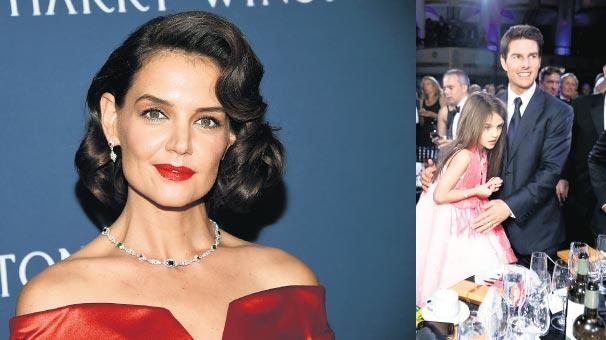 0c994b5418 Dünyaca ünlü oyuncu Tom Cruise, boşandığı eşi Katie Holmes'ten dünyaya  gelen 12 yaşındaki kızı Suri'yi görmek istemiyor. Cruise ve üçüncü eşi  Holmes, ...